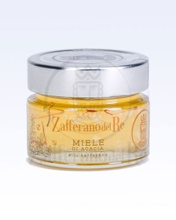 Saffron honey - Glas jar...